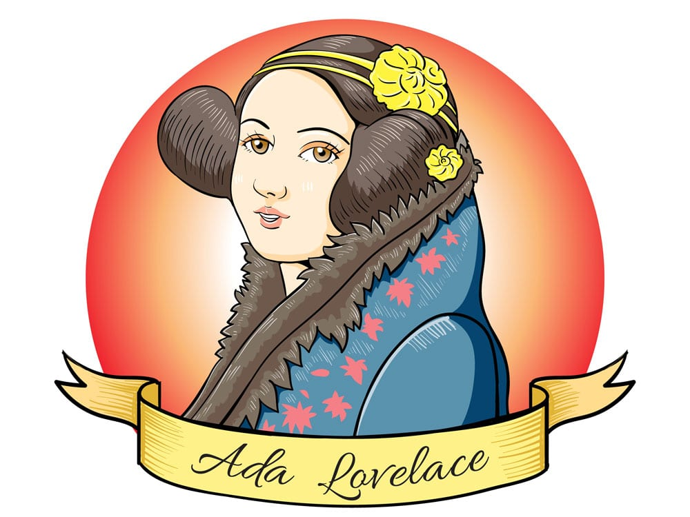 ada lovelace role model to young girls